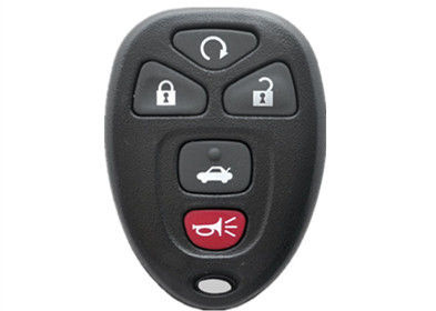 5 Button / 4 Button Auto Remote Key Fob Keyless Entry BUICK FCC ID OUC60270