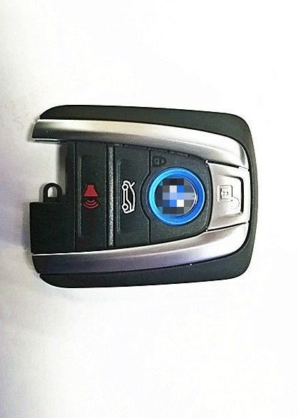 2013DJ5983 NBGIDGNG1 BMW Smart Key Fob , 9317163-02 Keyless Entry Remote Fob