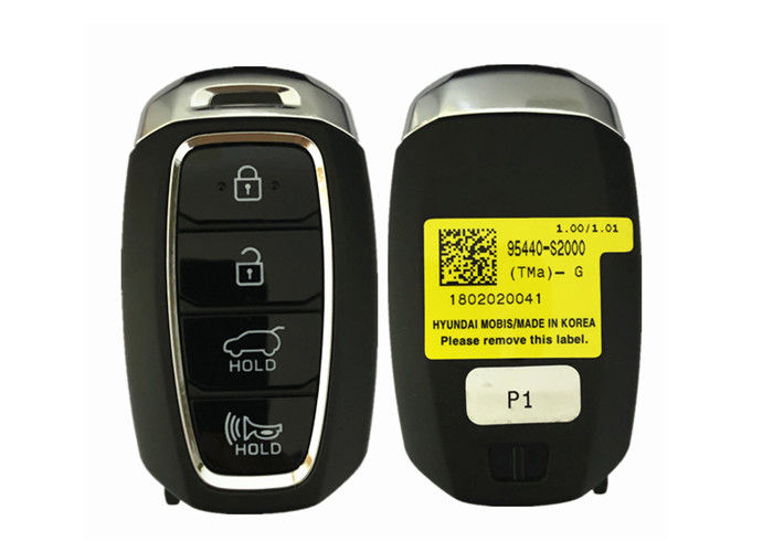 Hyundai Santa Fe 2019 Genuine Smart Remote Key 4 Buttons 433 MHz 95440-S2000